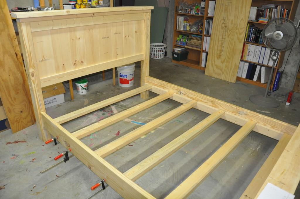 Farmhouse Bed Plans Part 2