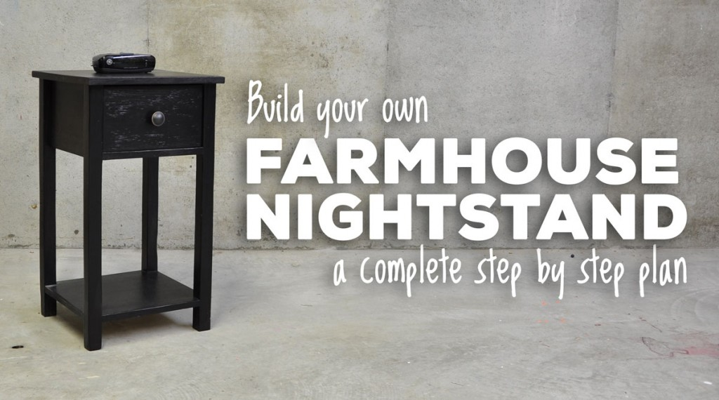 free plans for building a rustic farmhouse bed a lesson learned. Black Bedroom Furniture Sets. Home Design Ideas